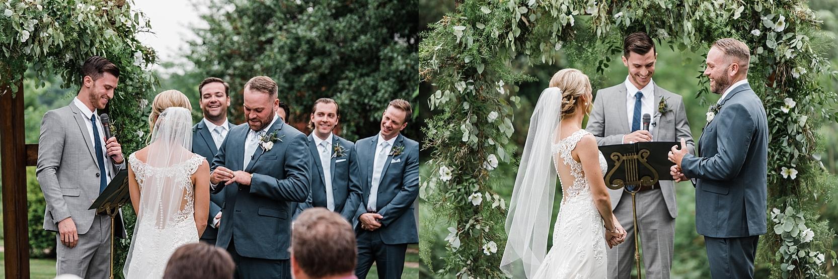 Summer Wedding at the Welshfield Inn | Burton, Ohio | Cleveland, Youngstown, Pittsburgh Wedding Photographer | Lindsey Ramdin