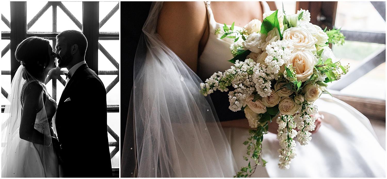 Spring Wedding at Stambaugh Auditorium in Youngstown, Ohio | Youngstown Ohio Wedding Photographer Lindsey Ramdin