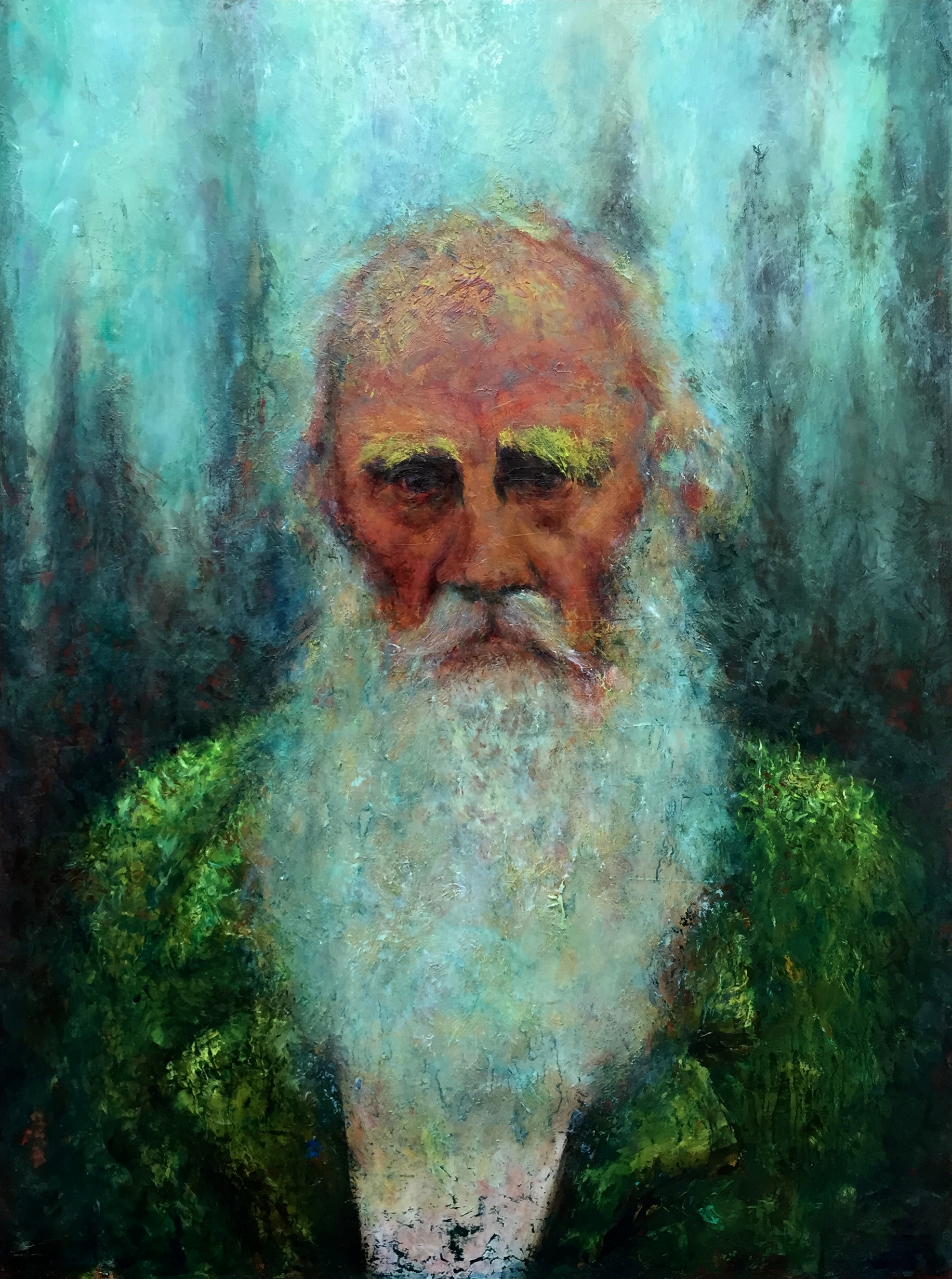 Dolor (Portrait of Tolstoy)