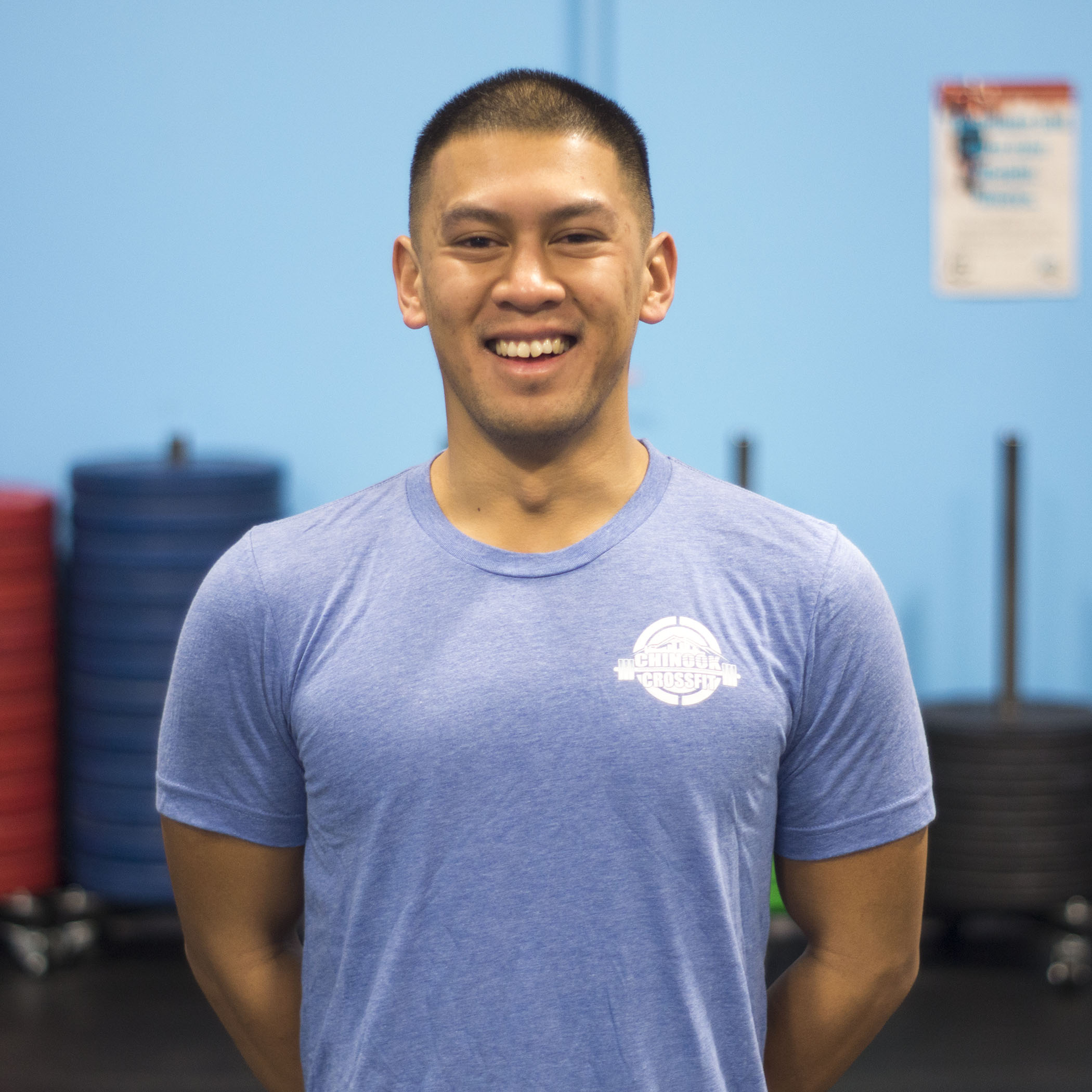 ALBERT BATUYONG - COACHJust a couple years ago, if you asked Albert if coaching was a goal of his the answer would've been no. But Albert saw the most of an opportunity which is just one of the many ways CrossFit has bettered his life, to which his approach is no secret - work hard and play just as hard. He applies this to his own personal training and now looks forward to help collectively improve the health and fitness of our CrossFit family together.CrossFit Level 1 Trainer