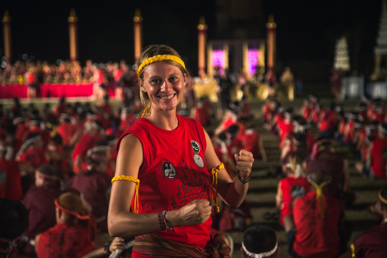 Closing Ceremony (Ayutthaya, Thailand 2018)