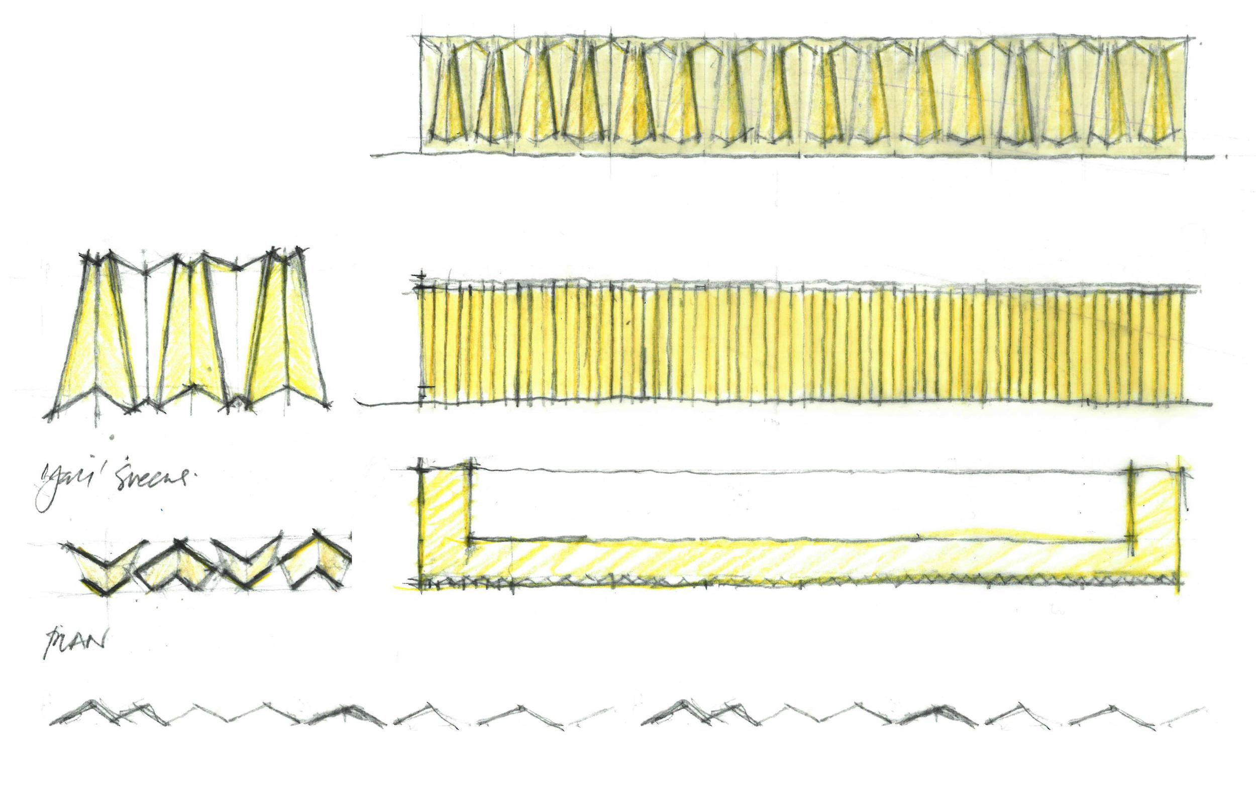 Bar Design | concept sketches
