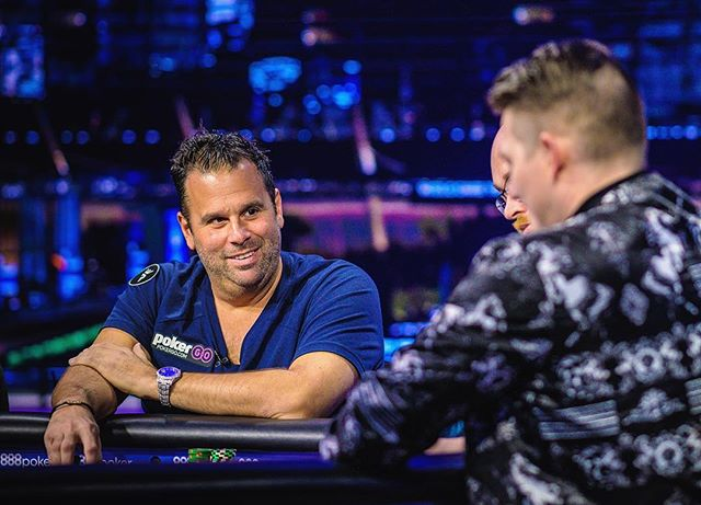 || yesterday's game sure was something 😂😂 || @randallemmettfilms @pokercentral #PokerAfterDark #PokerGO #plo #thegreatgame #poker