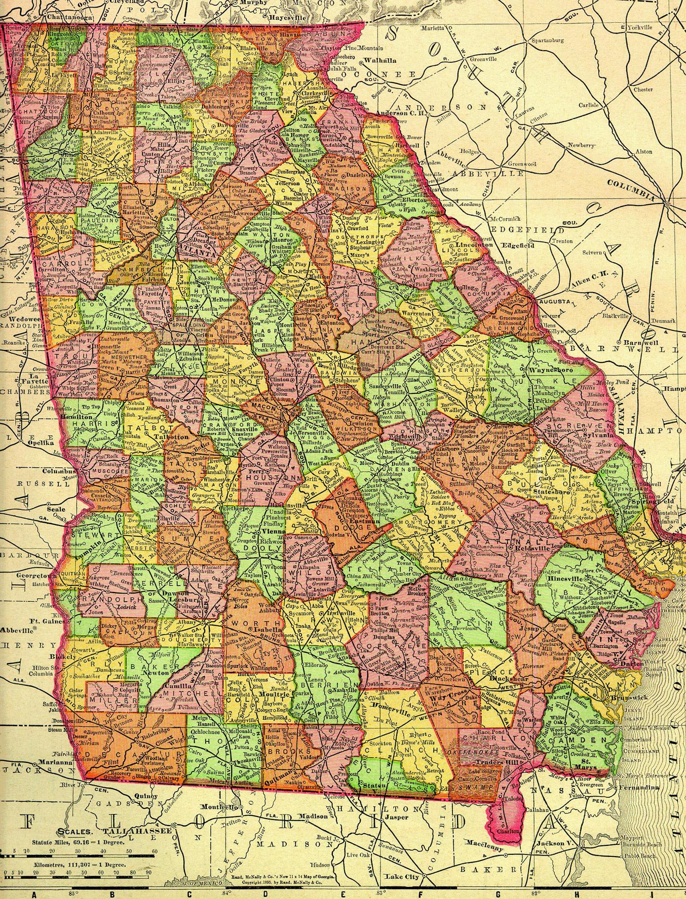 #39: Southeast Cumberville, GA with Michael Matson
