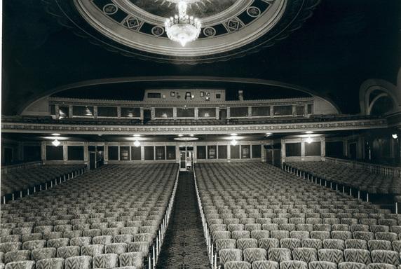Capitol Theatre, Interior