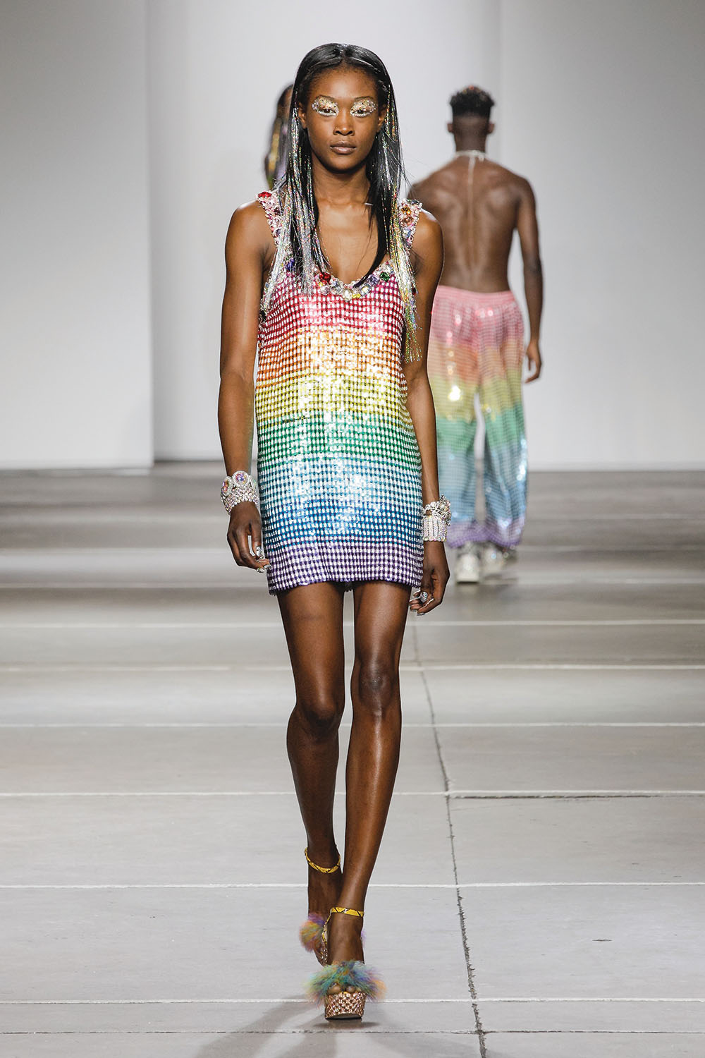 Ashish SS15 - bright eyes
