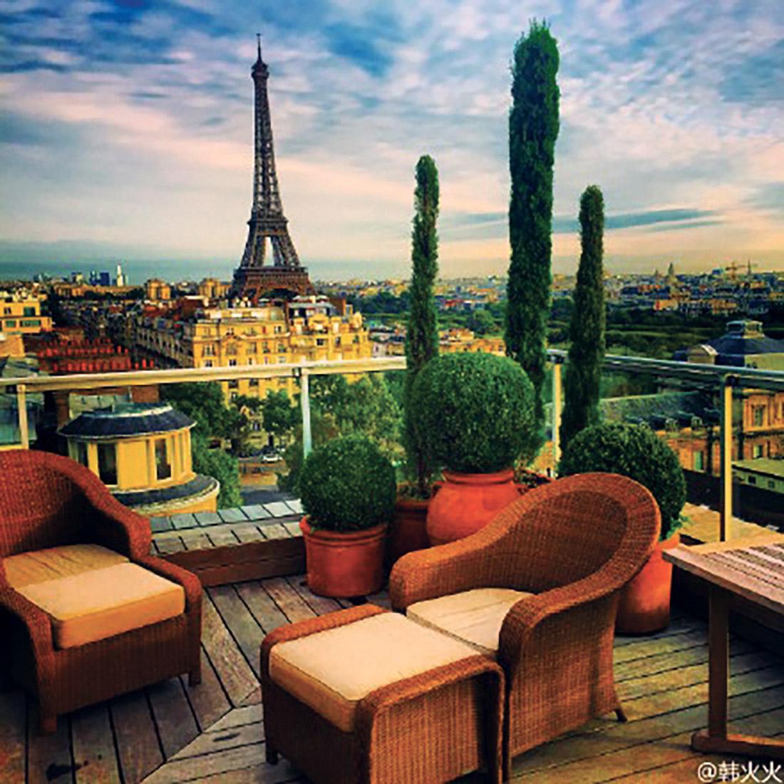 Picture taken in Paris