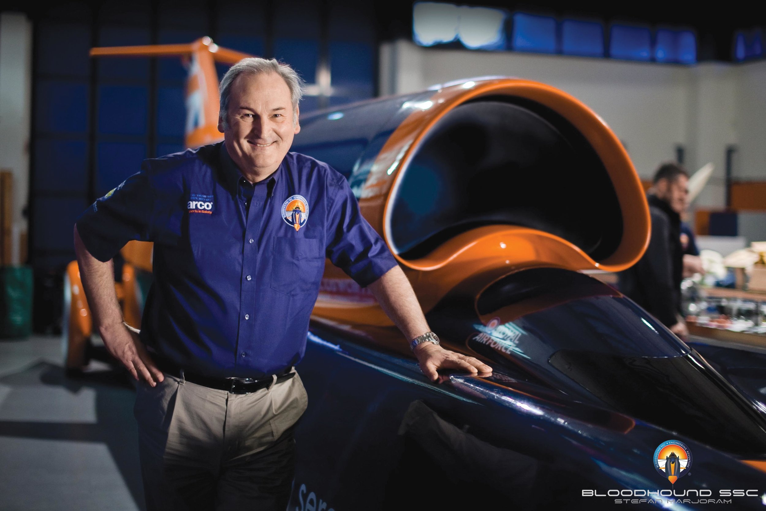 Richard Noble, Bloodhound's project director