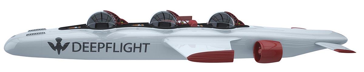 The DeepFlight Super Falcon 3S
