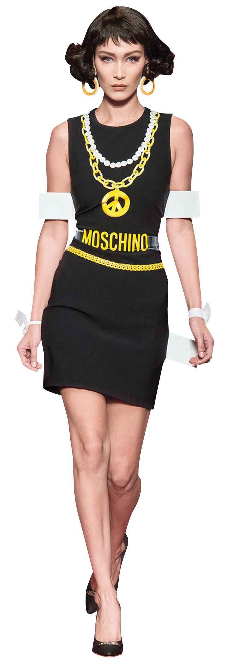 Moschino womenswear, SS17