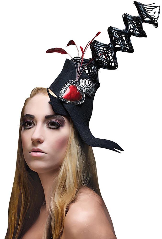 Headpiece unusual hat fascinator, <br>Boring Sidney Hats