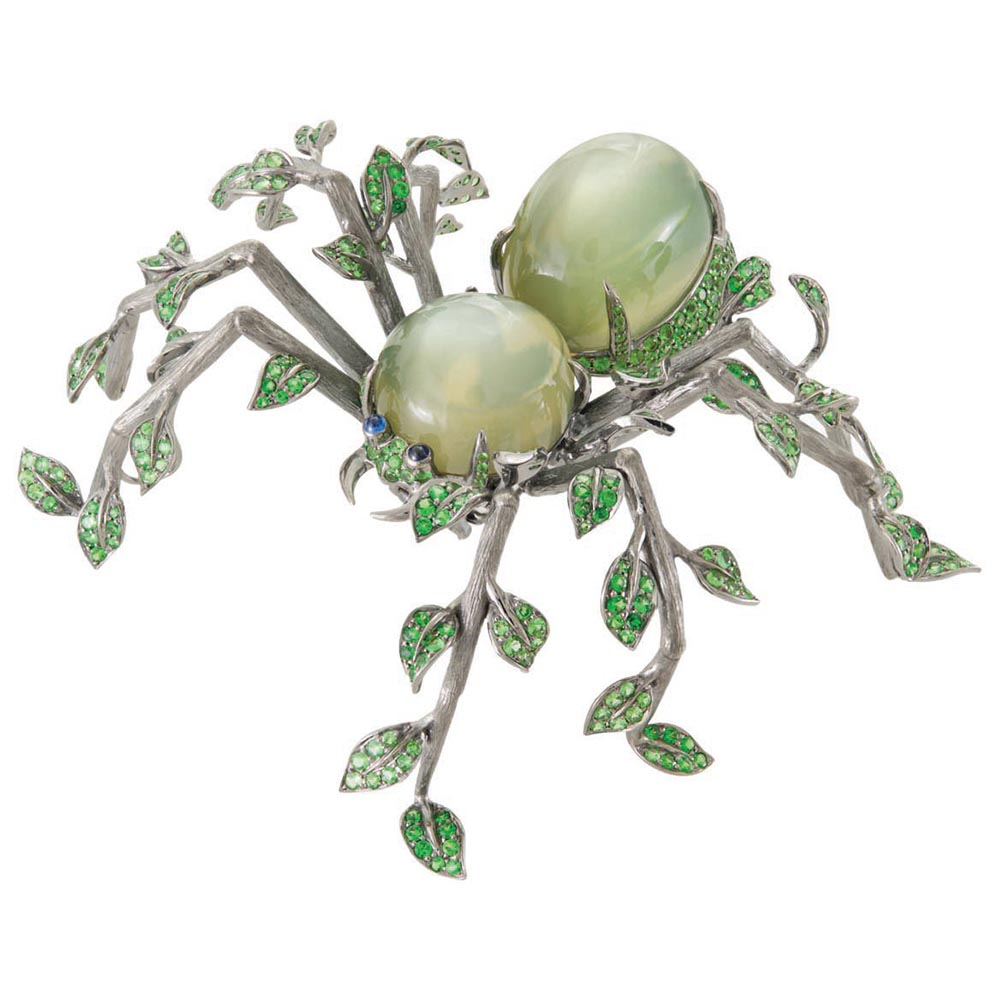 Brooch from the Homage to <br>Surrealism collection