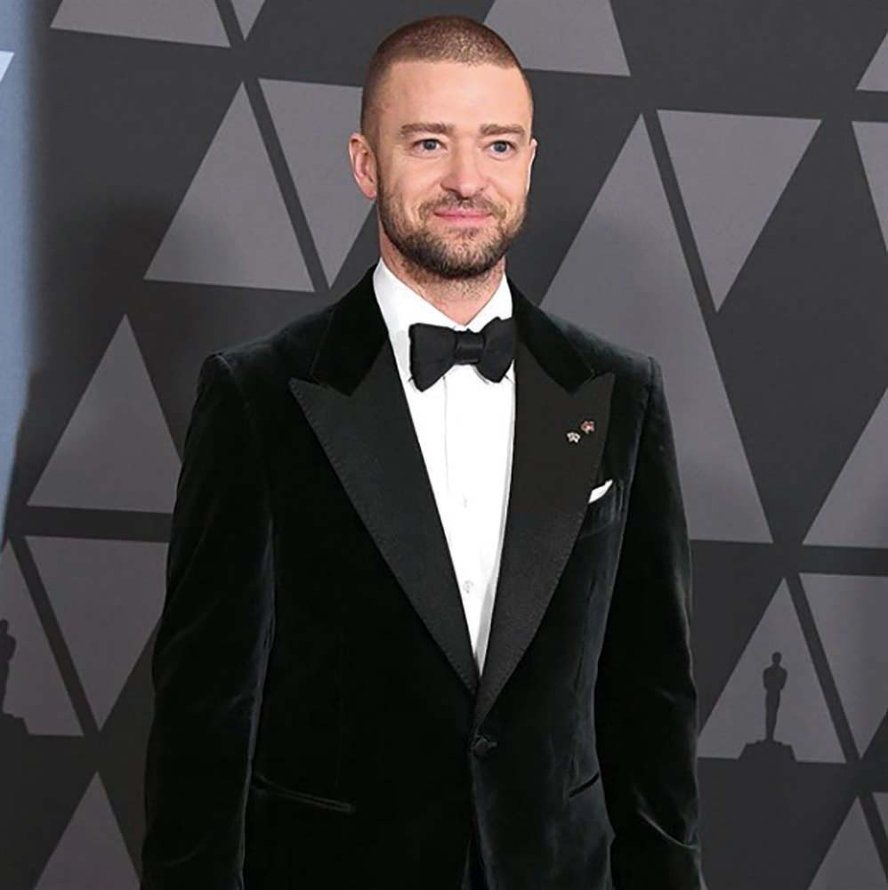 Justin Timberlake in Tom Ford at the 9th Annual Governors Awards