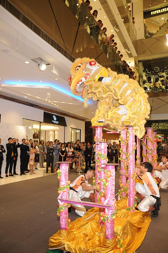 2011_CHOCOOLATE Flagship Store Opening in China