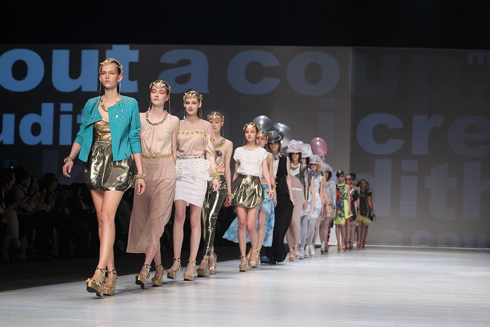 2012: TDC fashion show