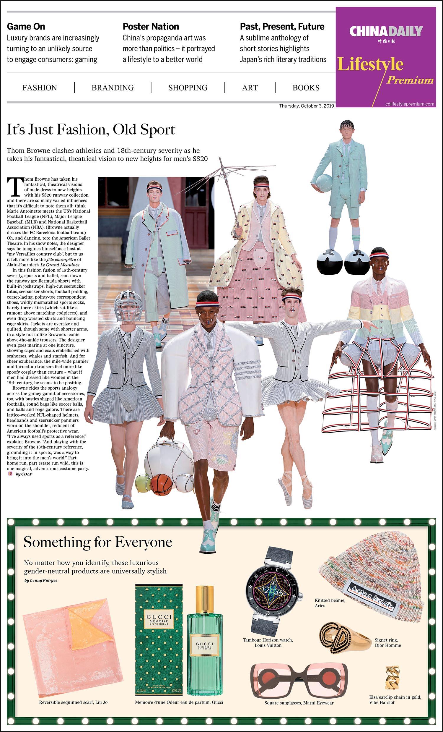 October 3 Issue