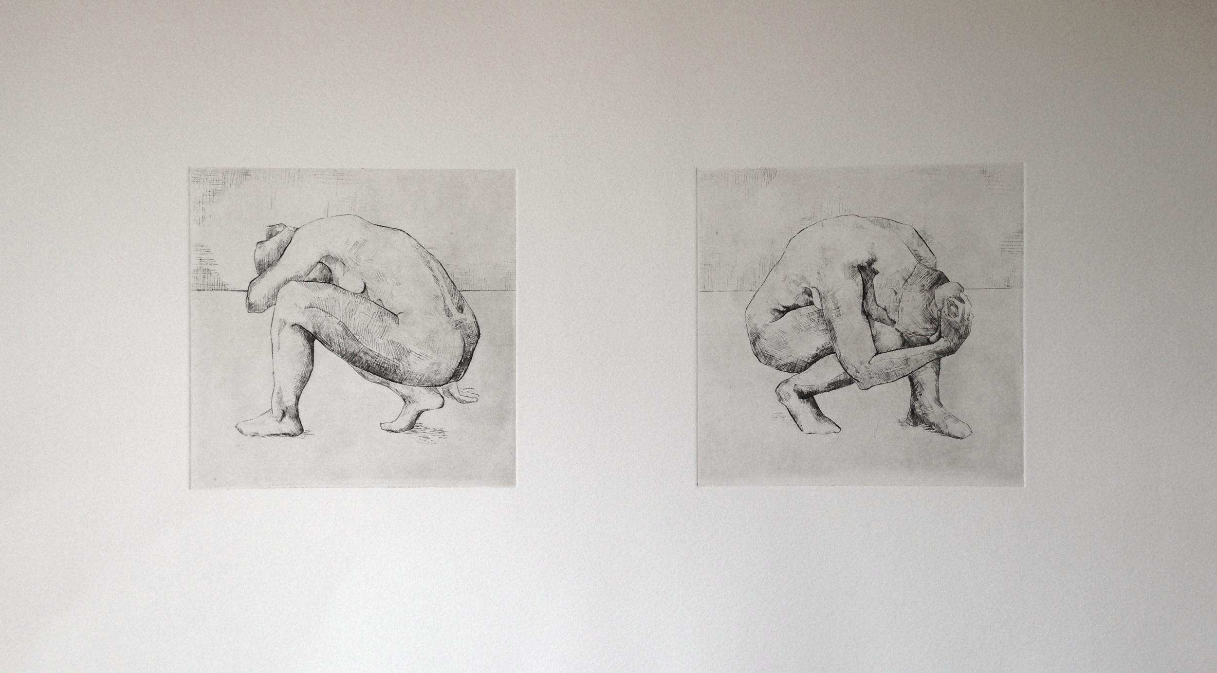 "11x18"", Etching, 2014"