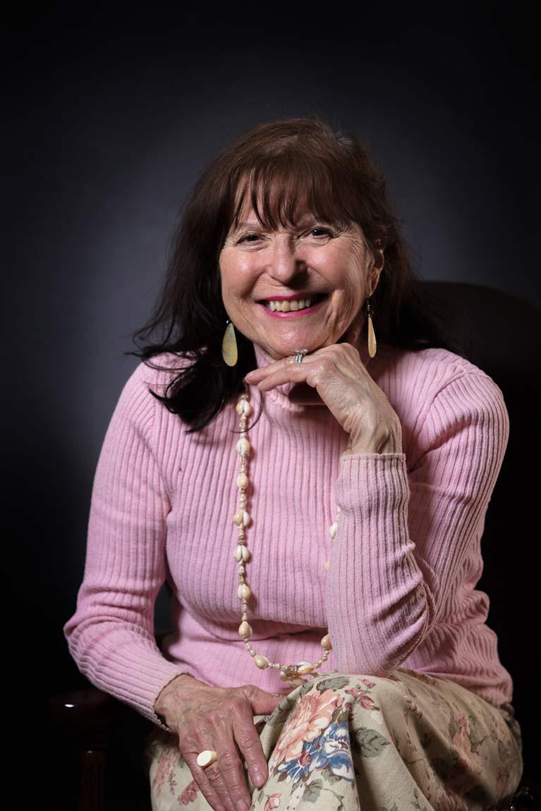 Nina Pelegrino, 84