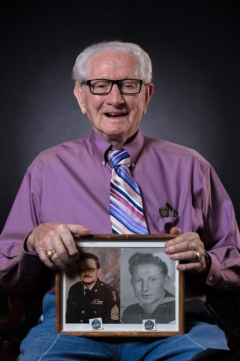 Garl Neel, 91