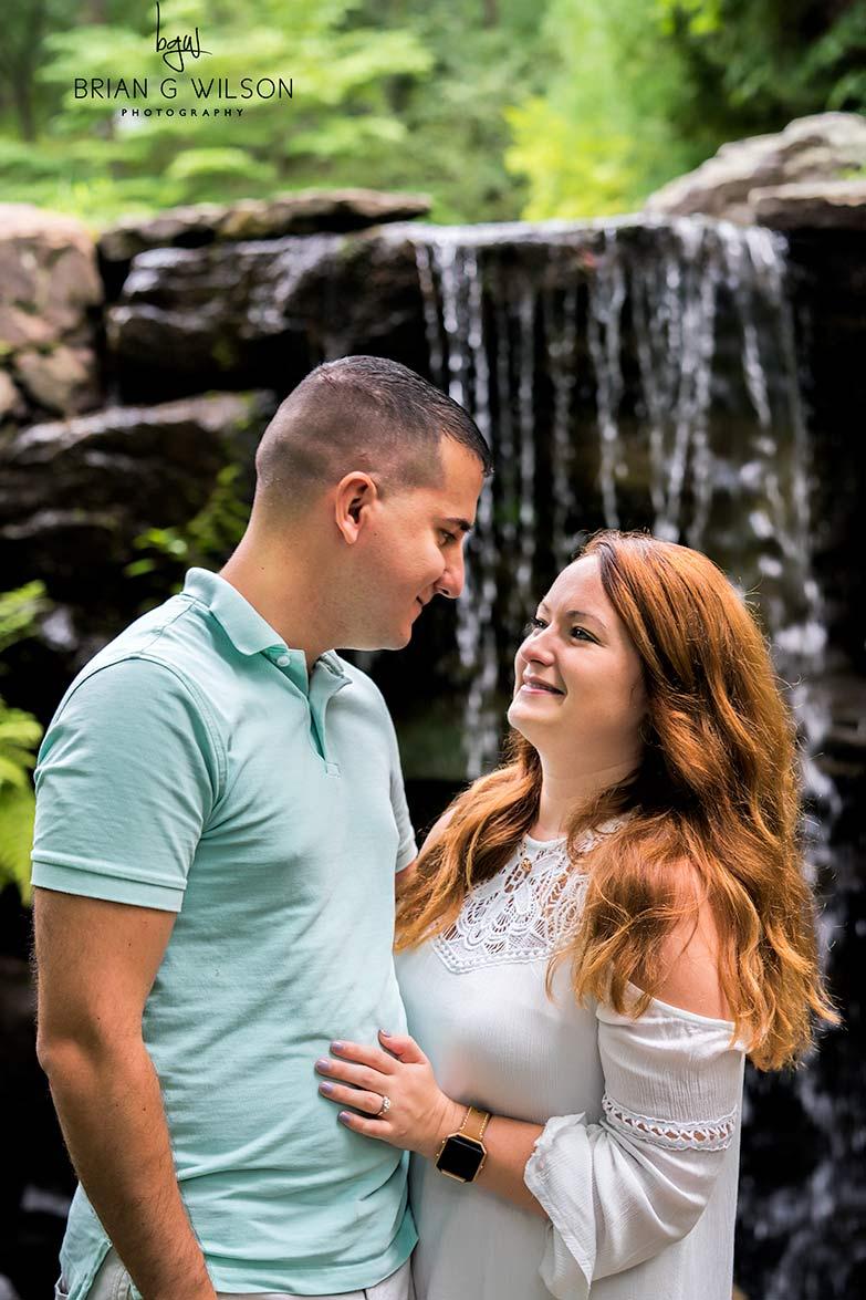 Garvan Gardens marriage proposal