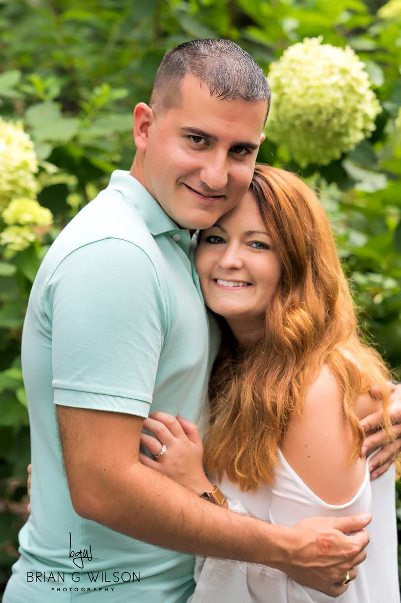 Garvan Gardens proposal by Arkansas Wedding Photographer Brian Wilson