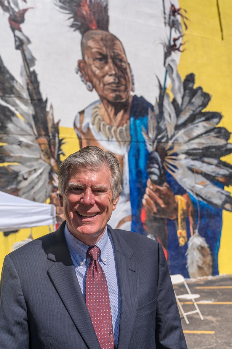 Hot Springs Mayor Pat McCabe