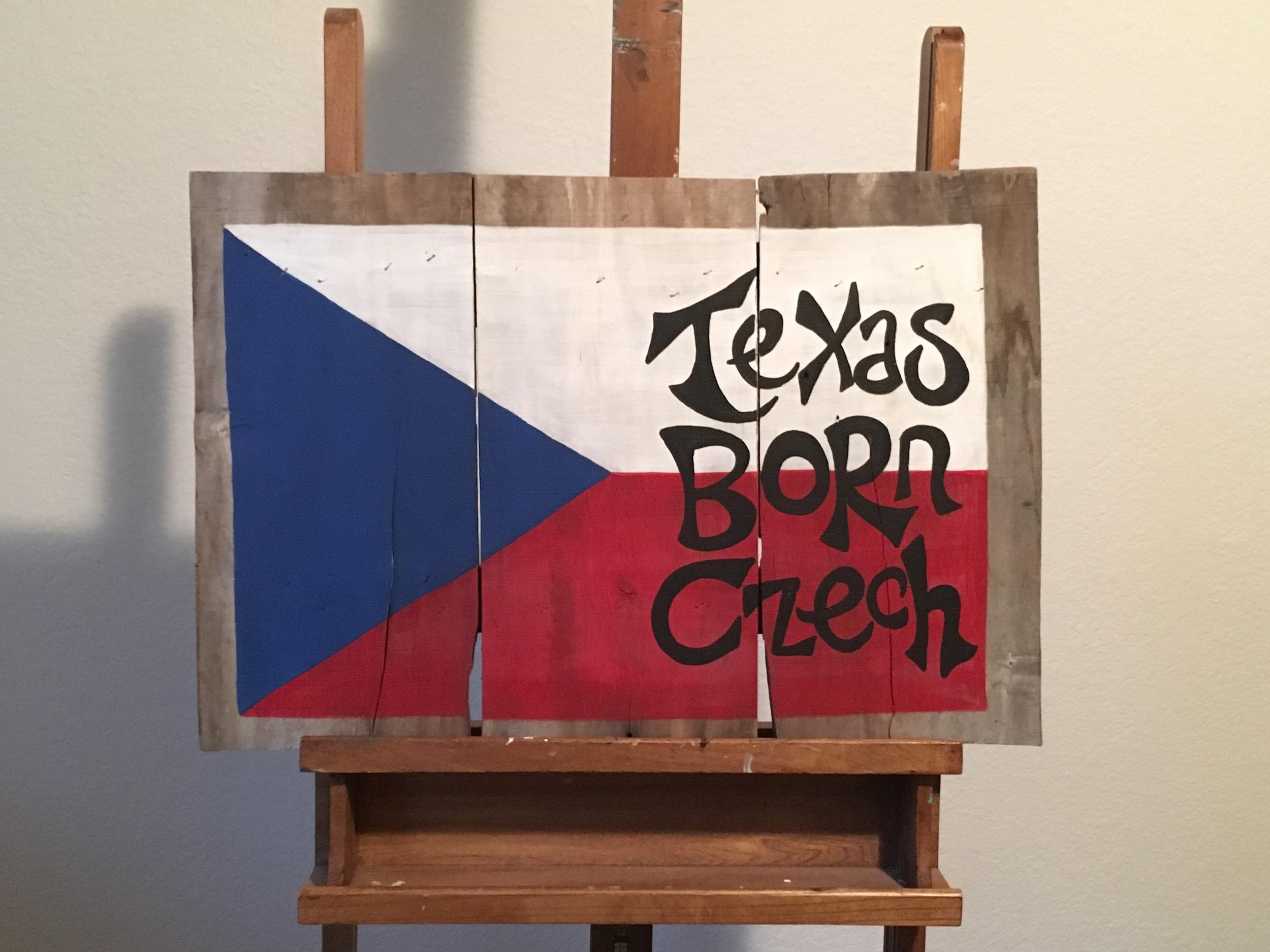 Texas Born Czech