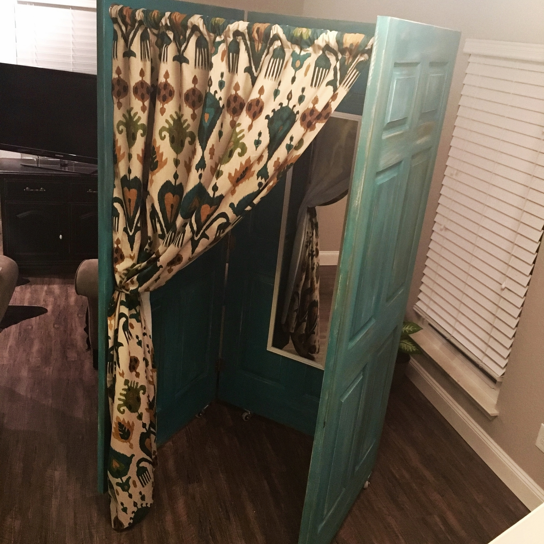 Mobile Dressing Room