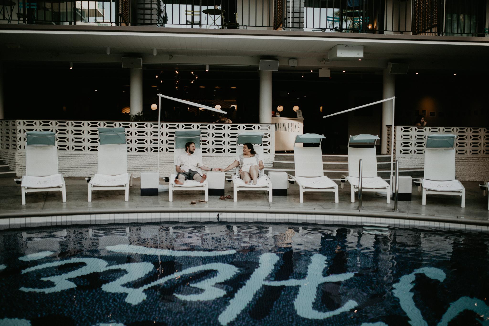 Surfjack Hotel Pool