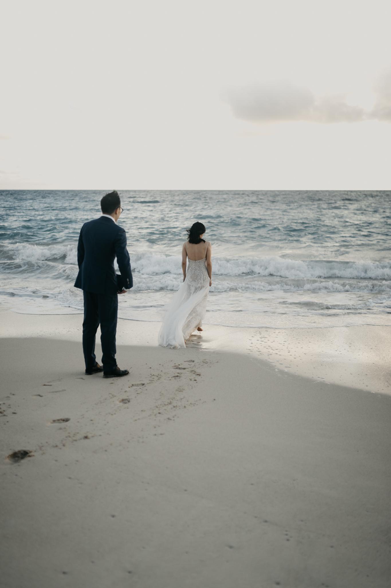 Waimanalo Bay Wedding
