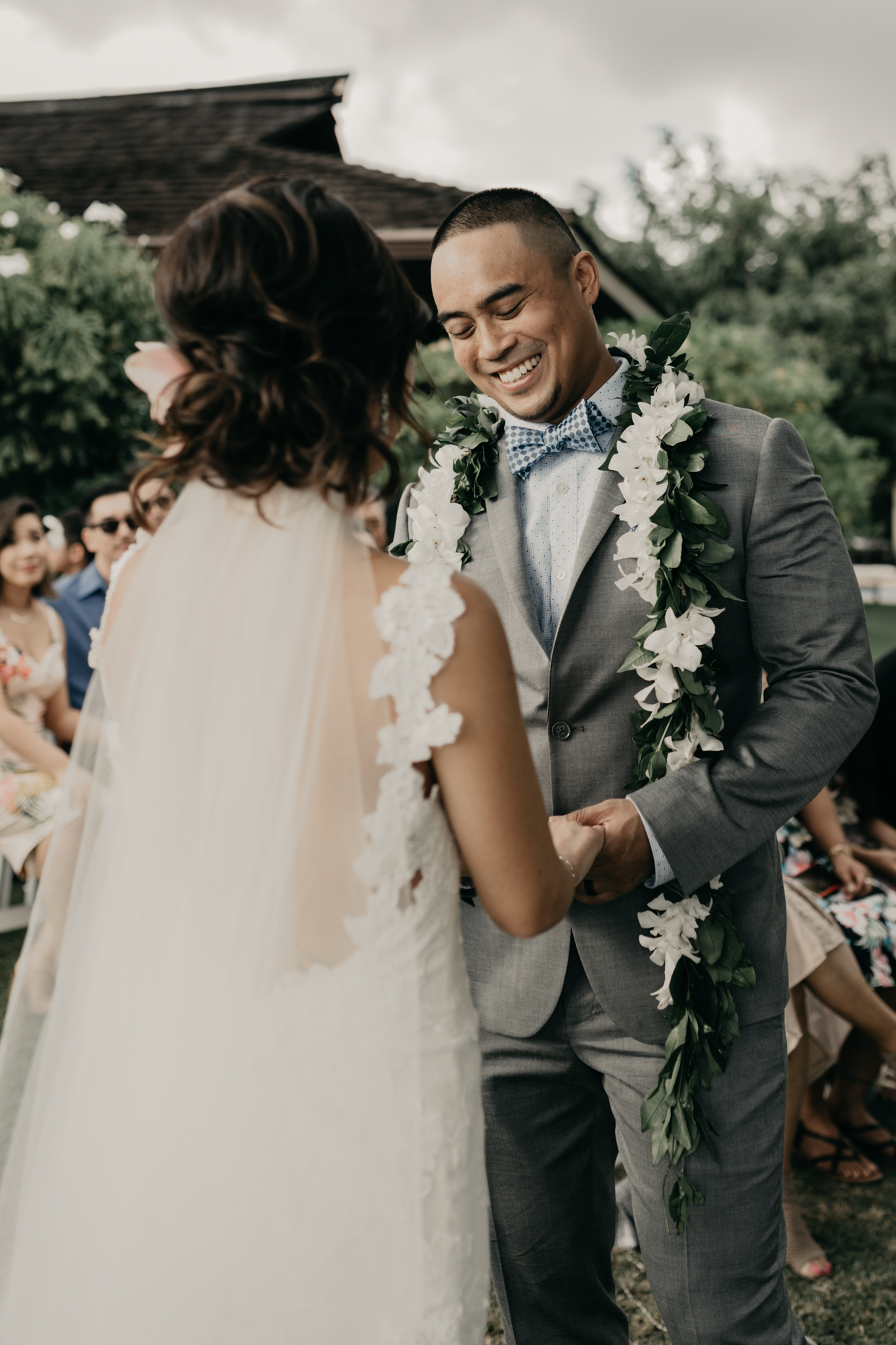 Hawaii Kai Estate Wedding