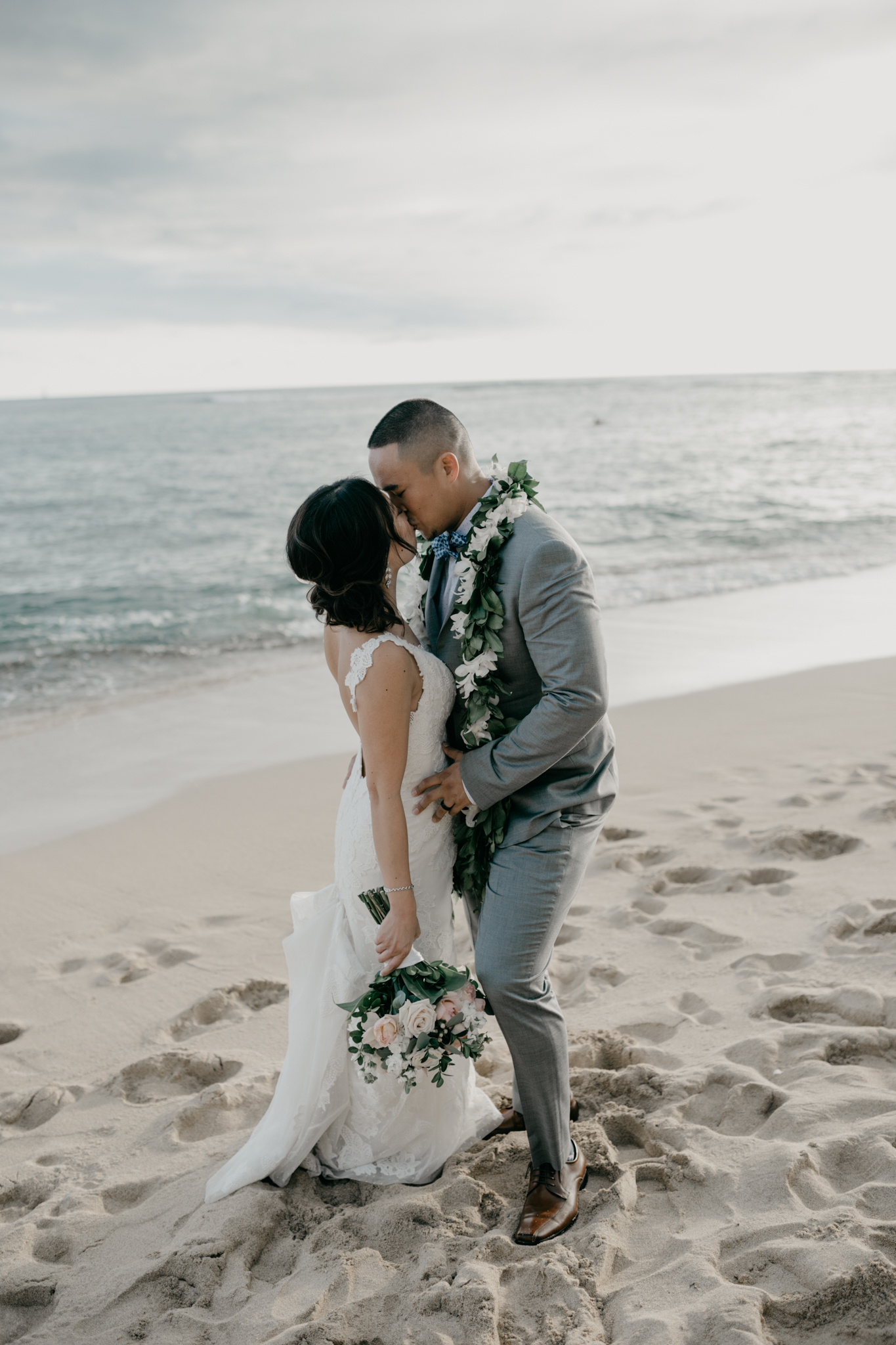 Diamond Head Beach Park Wedding