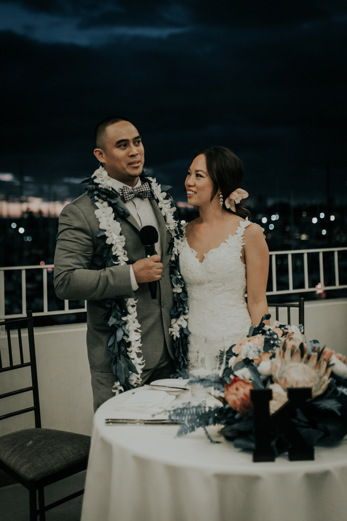 The Modern Honolulu Wedding