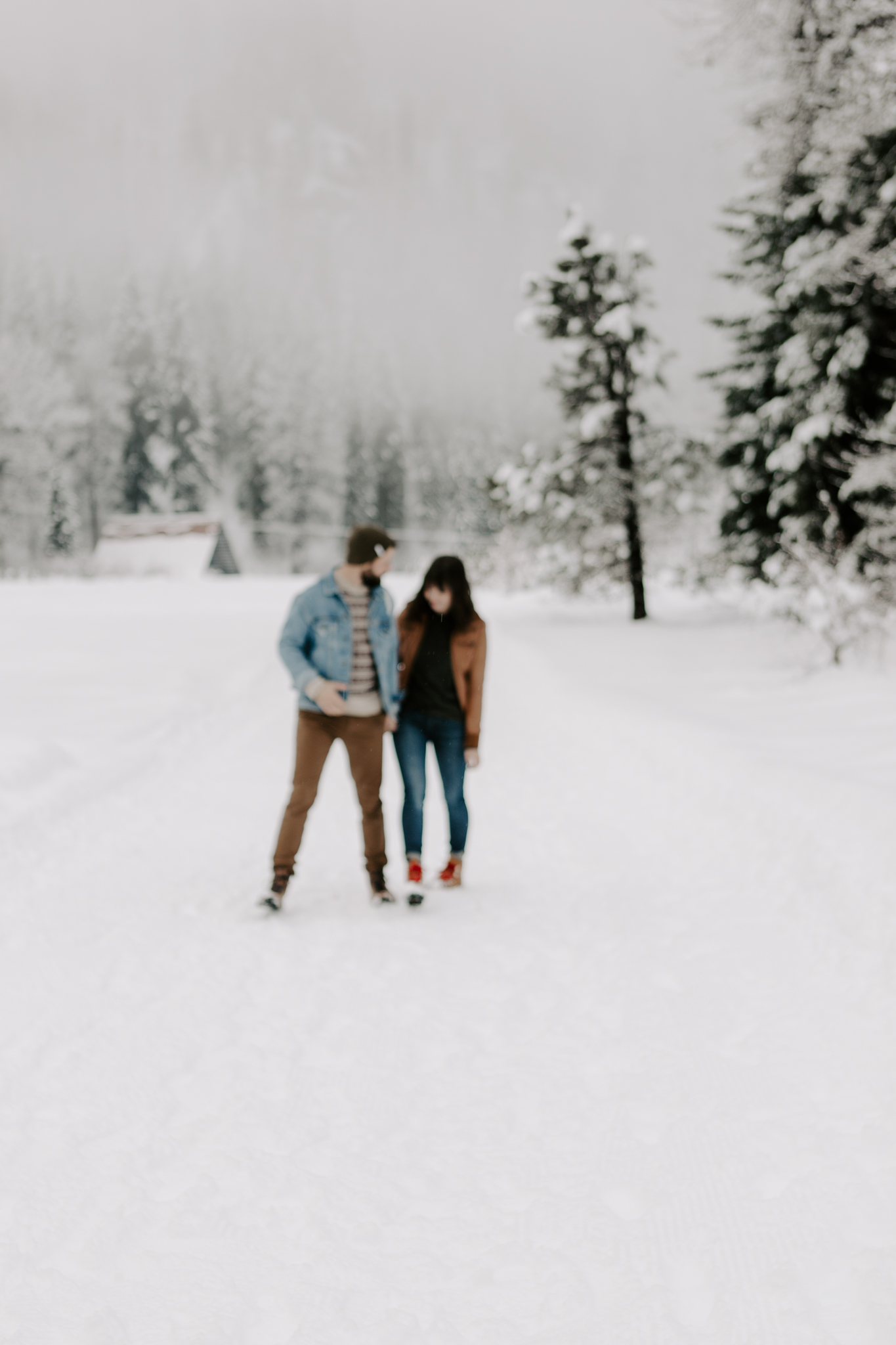 Couple pictures in the North Cascades