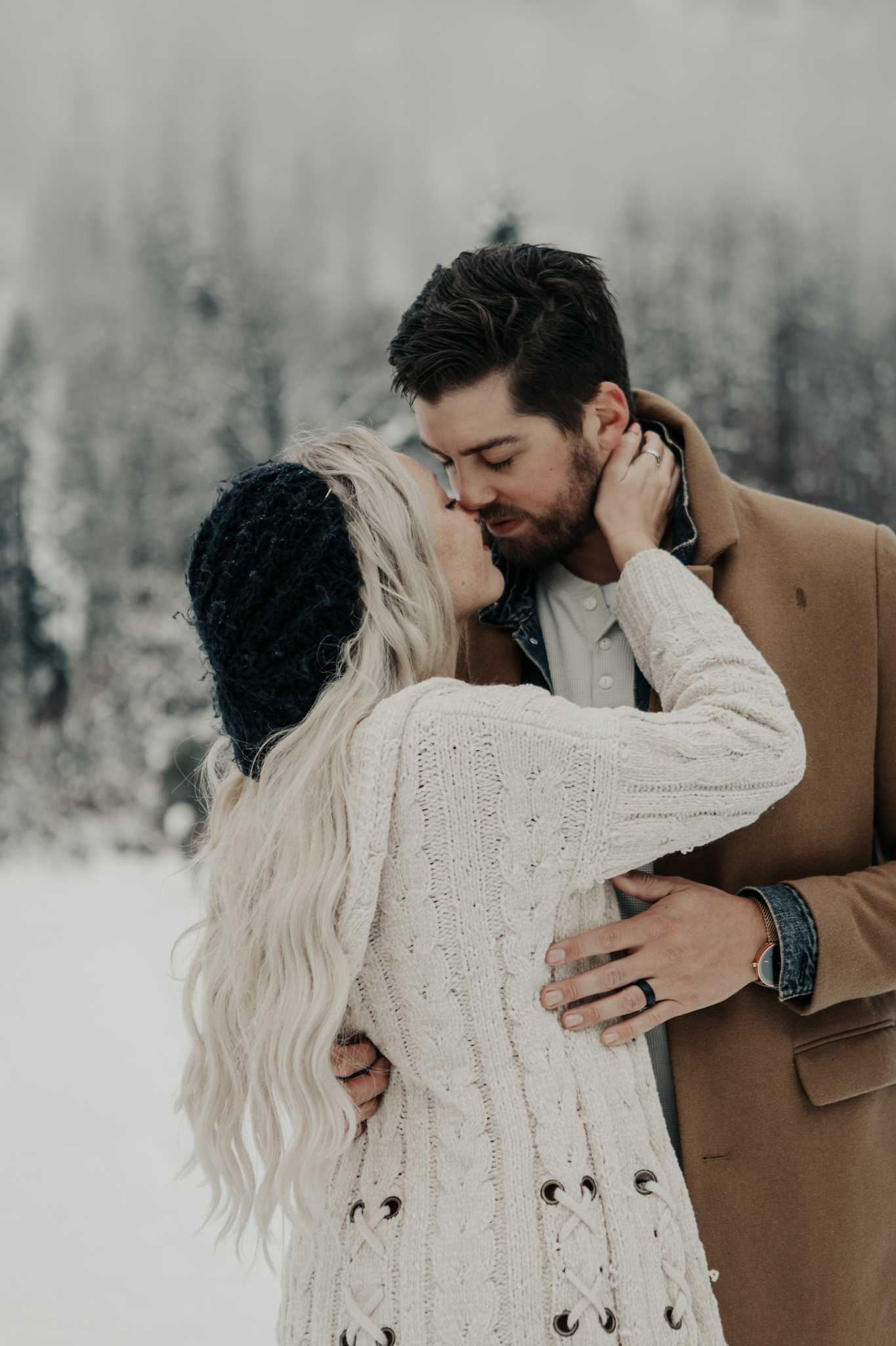 Elopement in the mountains of Washington
