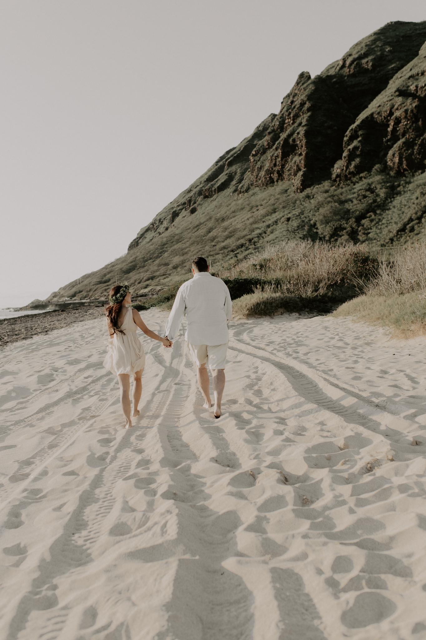 Oahu Mountain Wedding