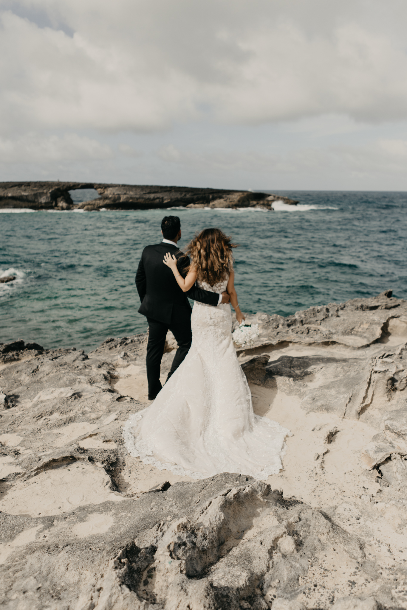 Laie Point Wedding