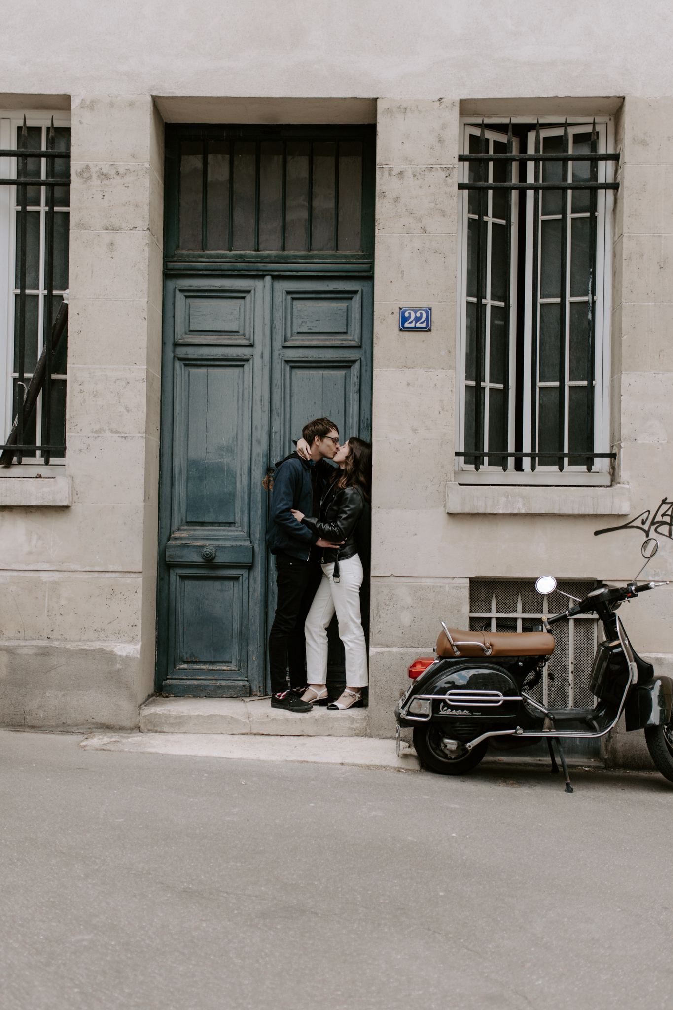 Montmartre Wedding Photographer