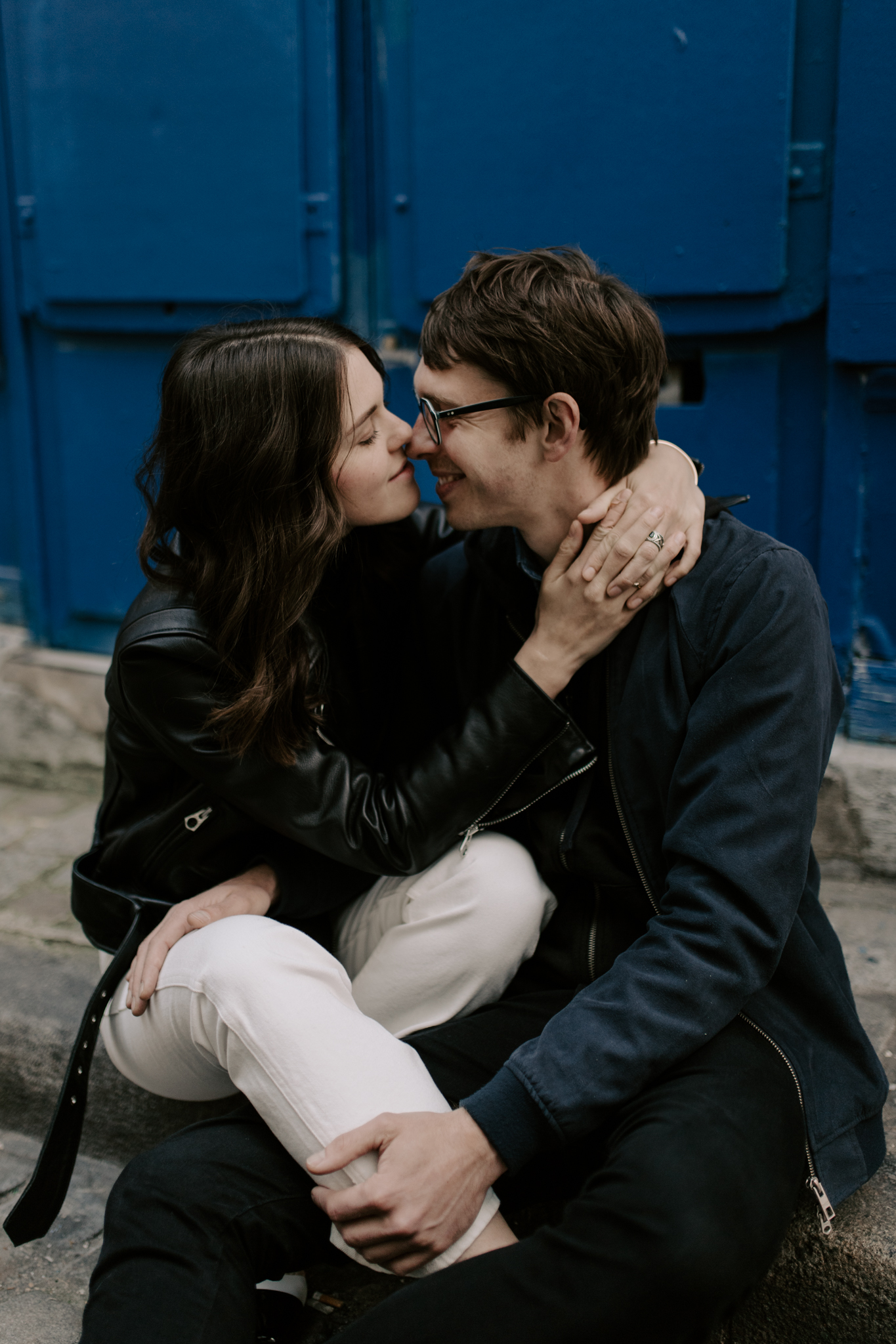 Montmartre Paris Engagement Photos