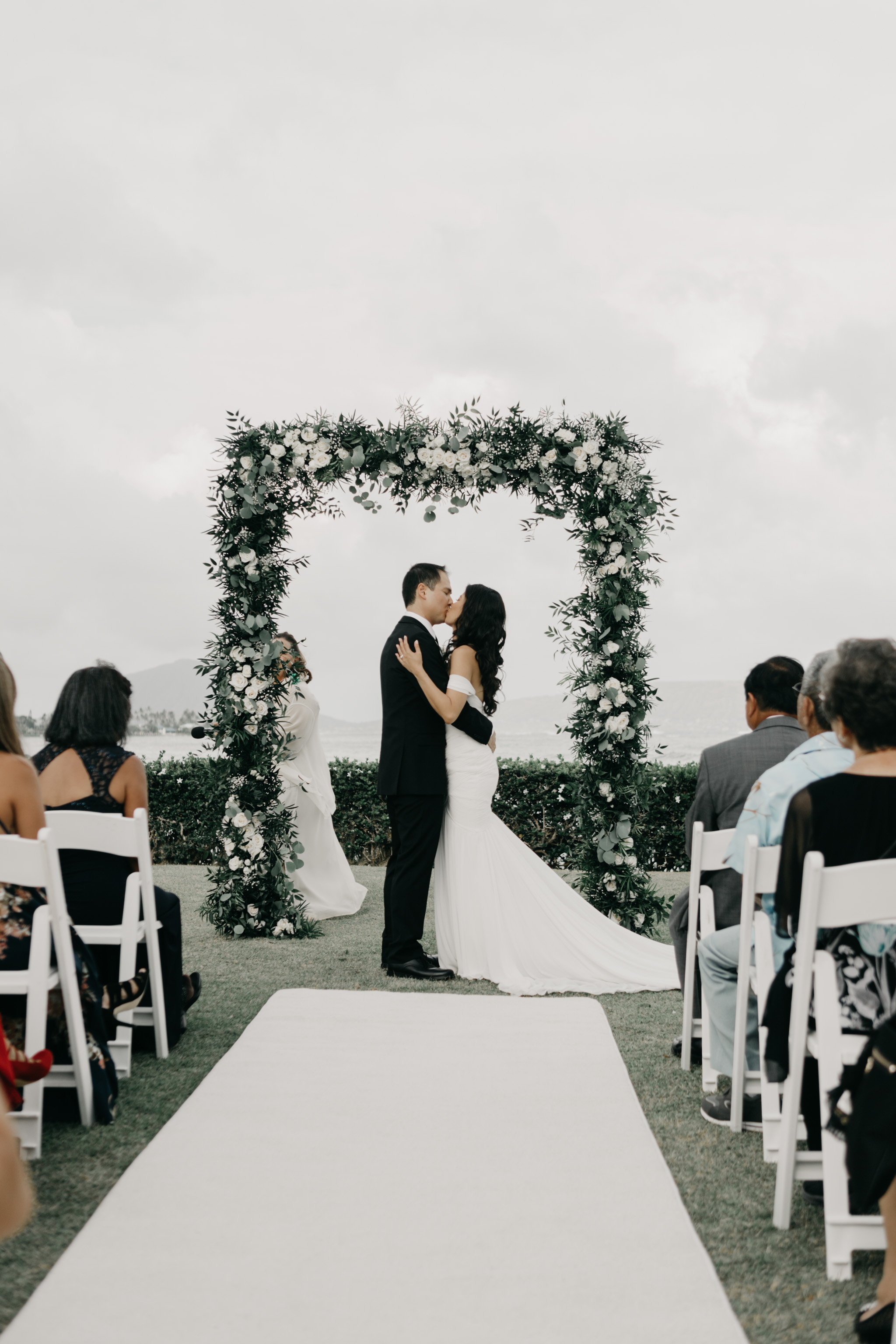 The Kahala Hotel & Resort Hawaii Wedding Photographer