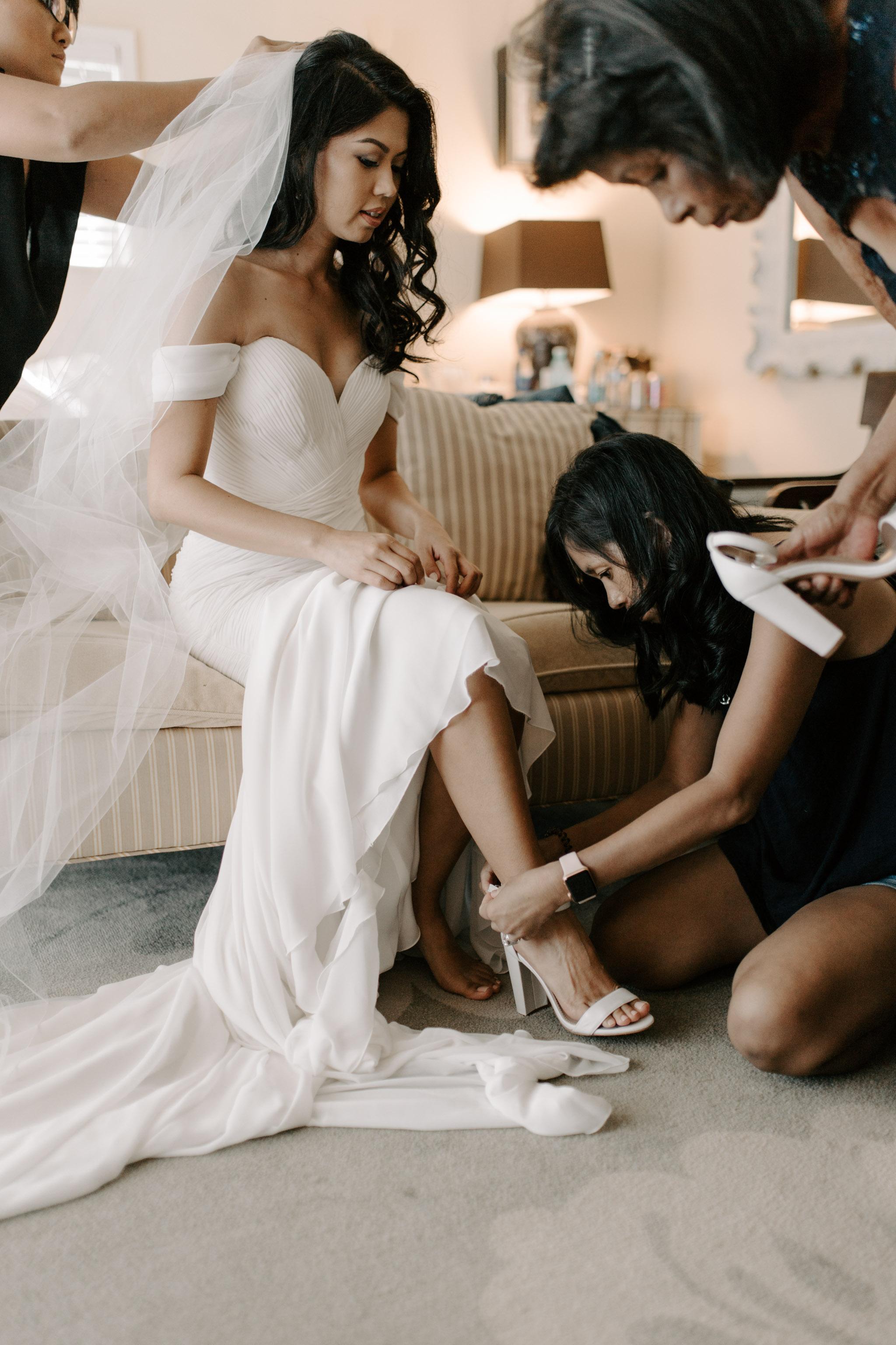 Kahala Hotel and Resort Hawaii Wedding Photographer