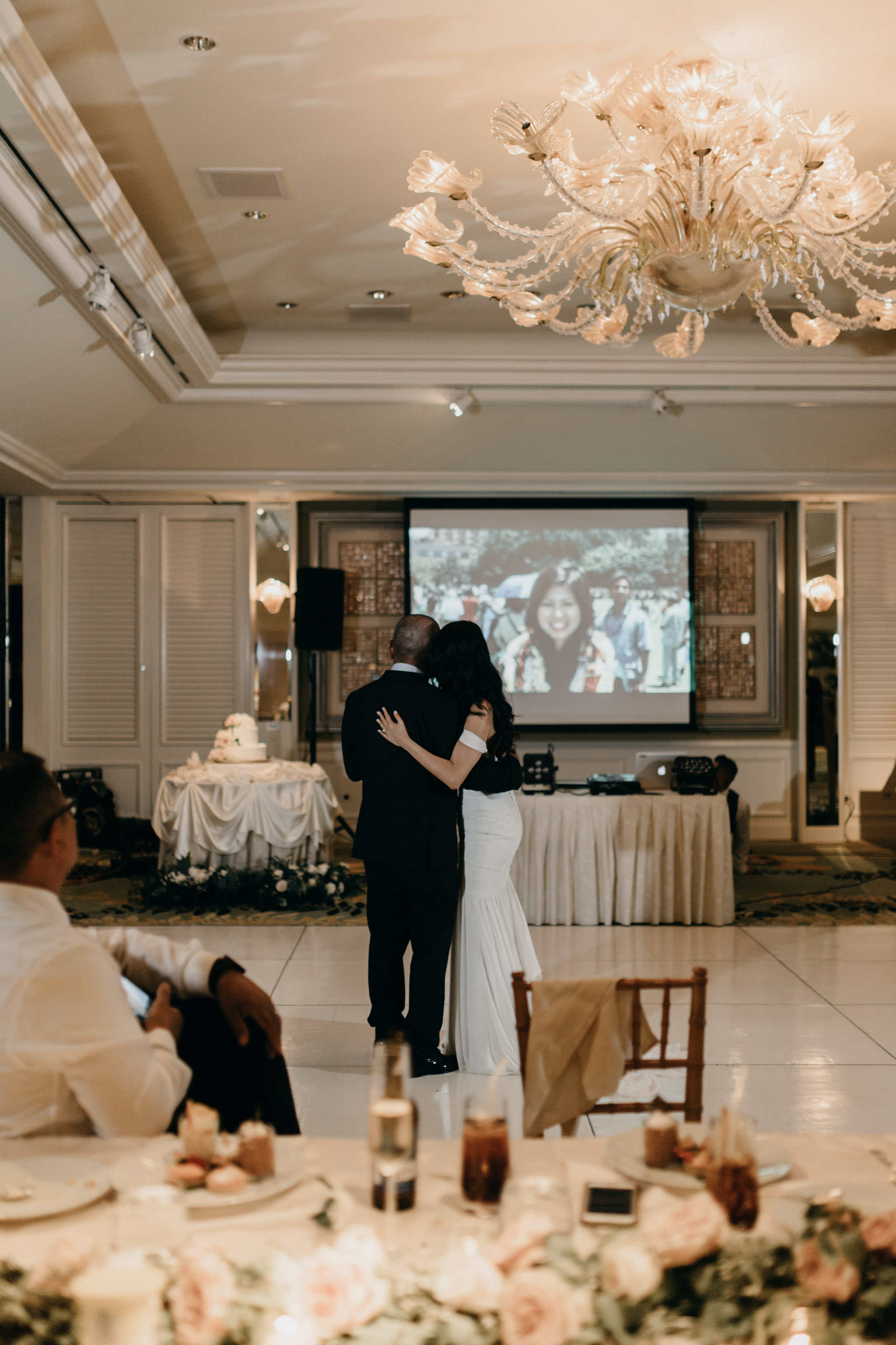 First Dance Kahala Hotel Hawaii Wedding Photographer