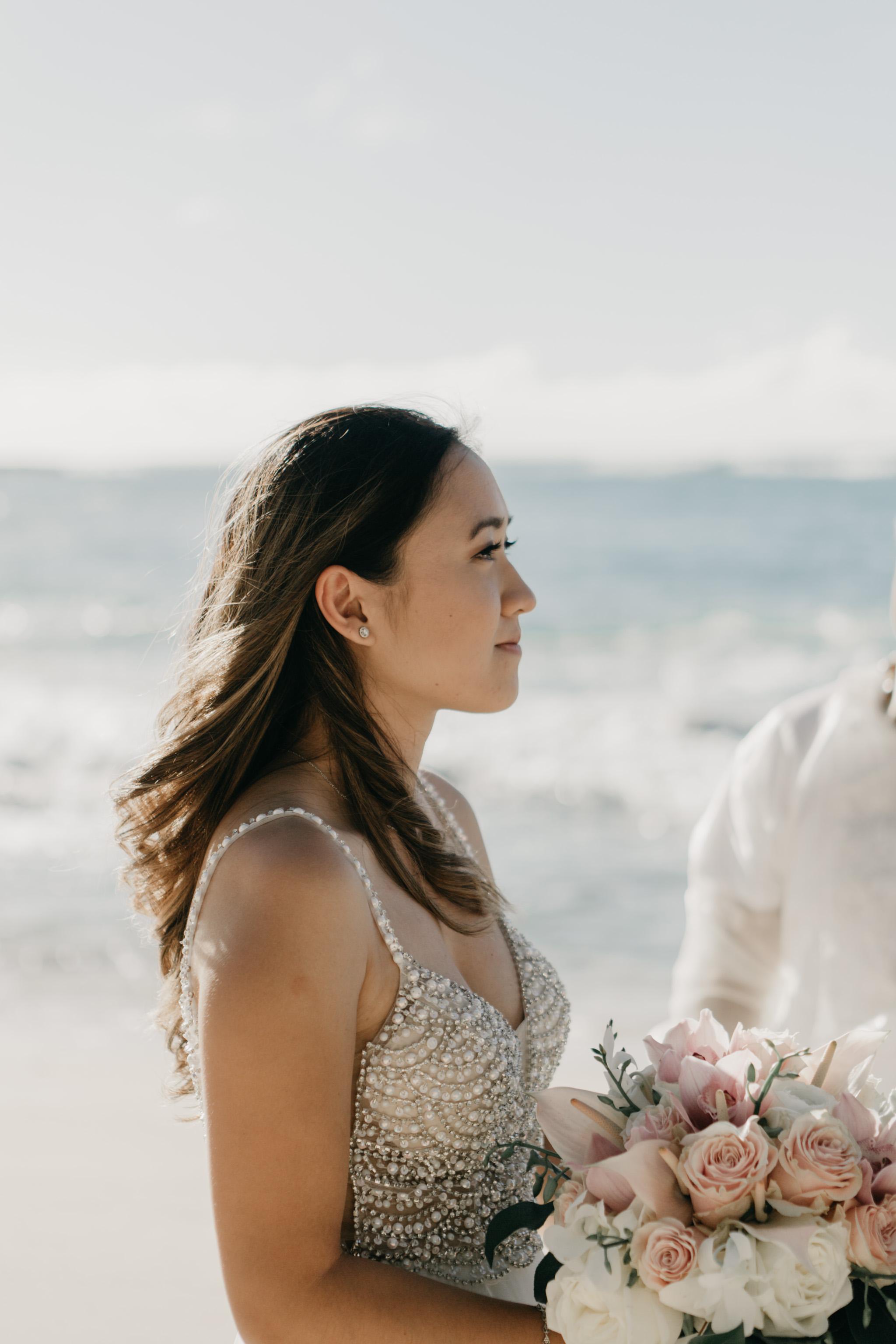 The Stables Turtle Bay Resort Wedding by Hawaii Wedding Photographer Desiree Leilani