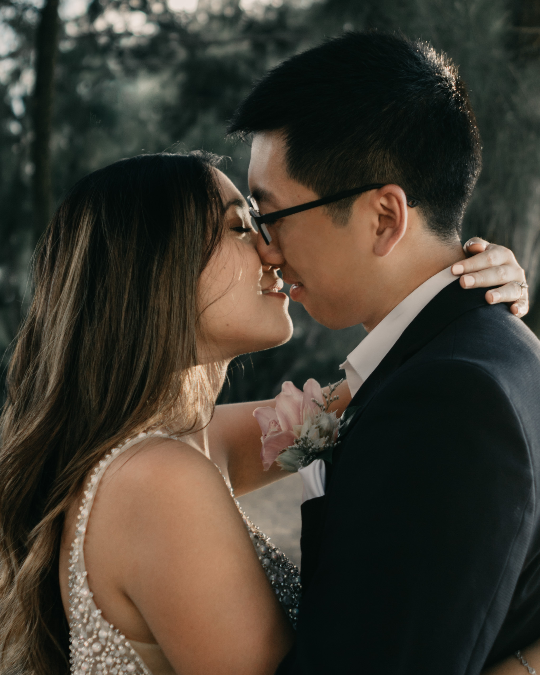 Hawaii Fine Art Wedding Photographer