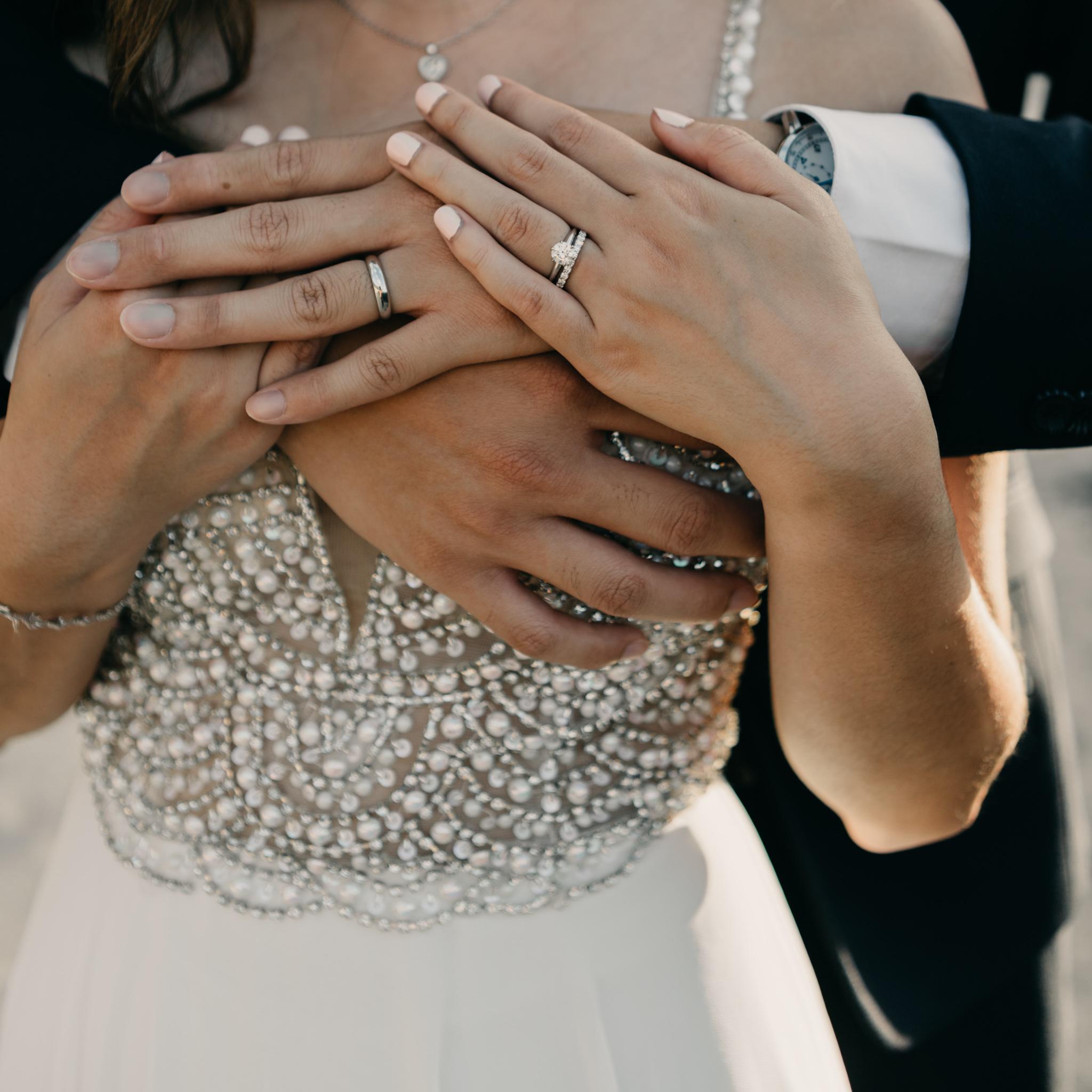 New York City Fine Art Wedding Photographer