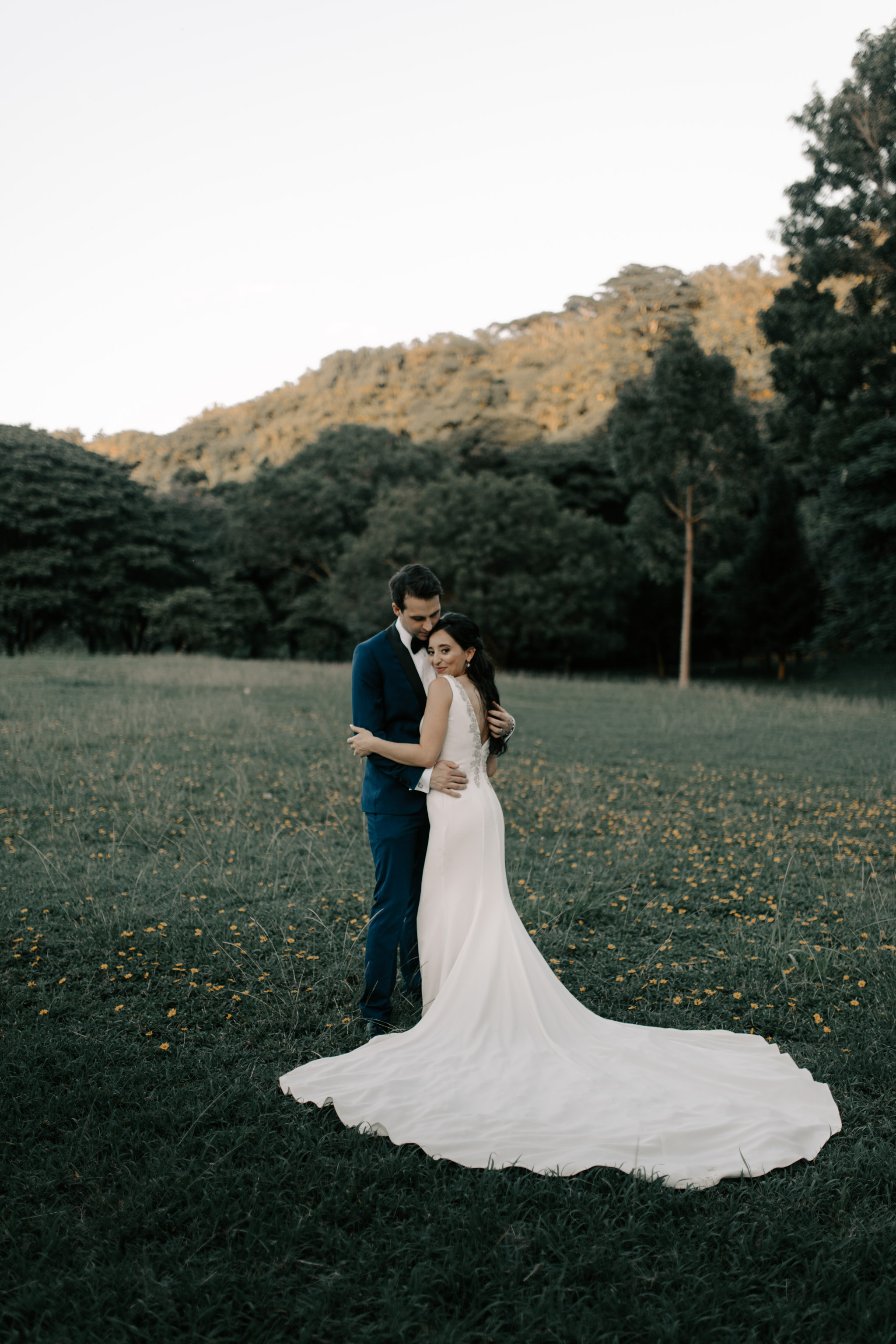 Beautiful Kauai Botanical Gardens Elopement by Hawaii Wedding Photographer Desiree Leilani