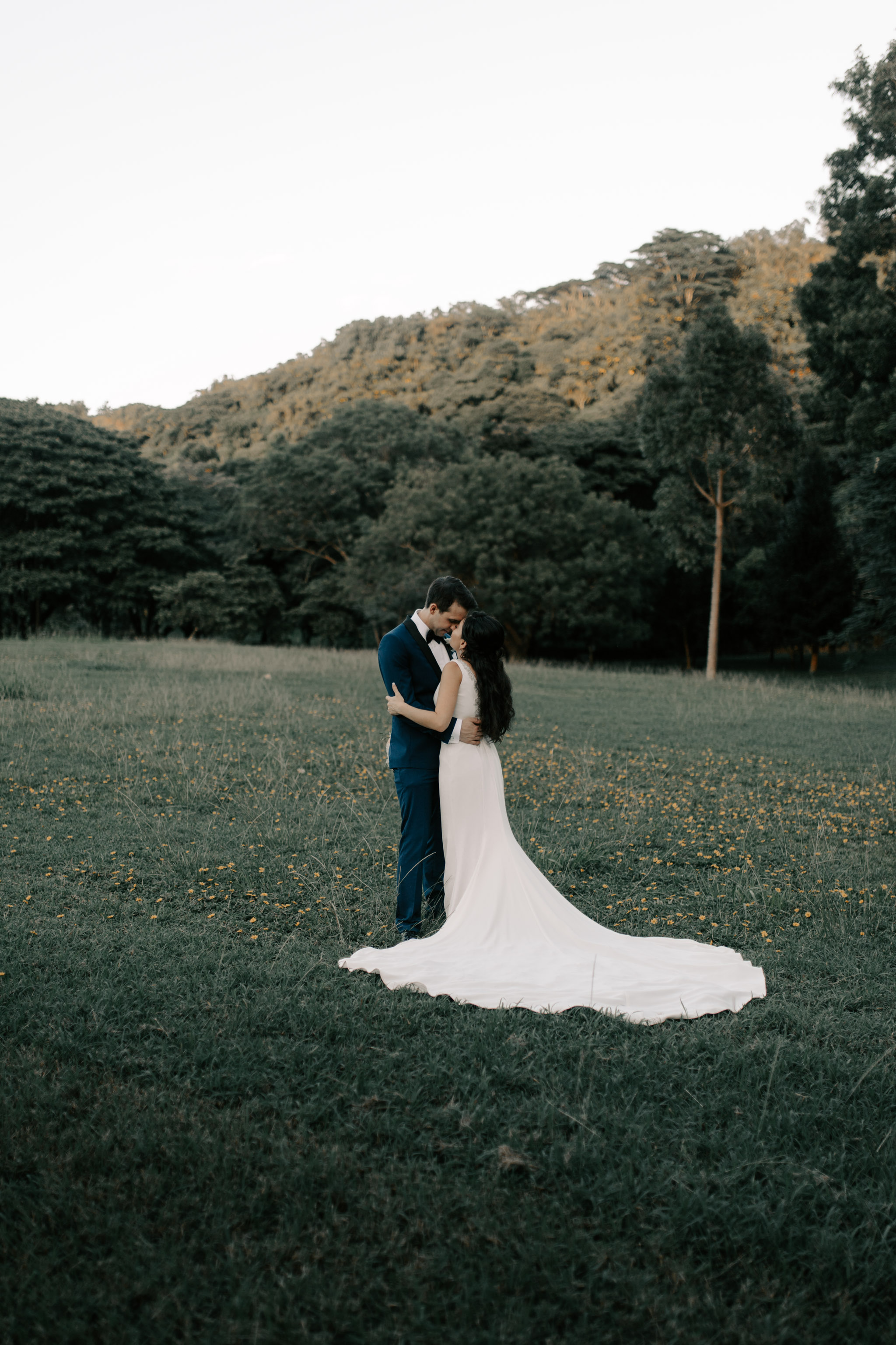 McBryde National Botanical Gardens Wedding by Kauai Wedding Photographer Desiree Leilani