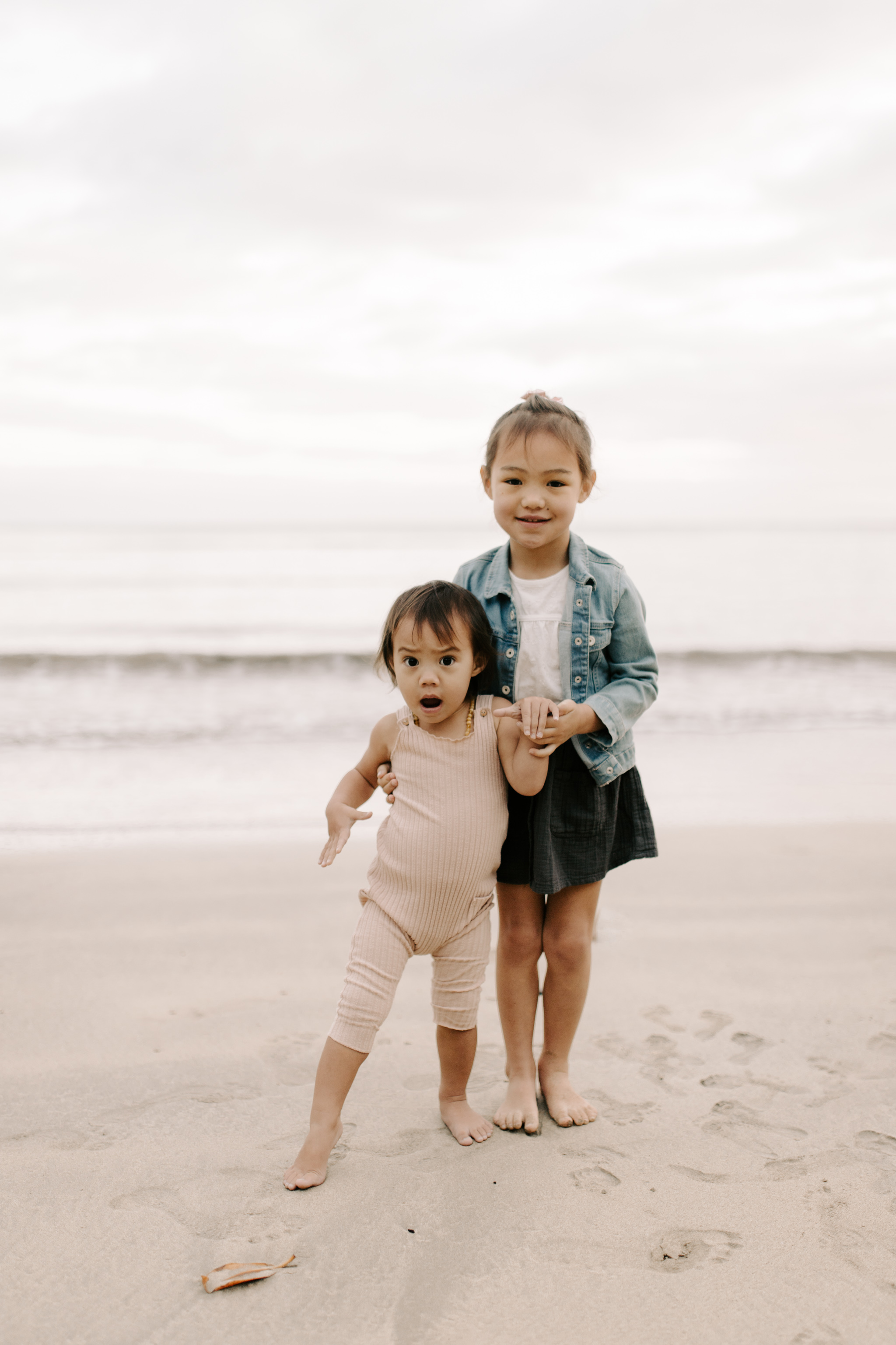 The Cutest Family Session at Kahana Bay by Hawaii Family Photographer Desiree Leilani