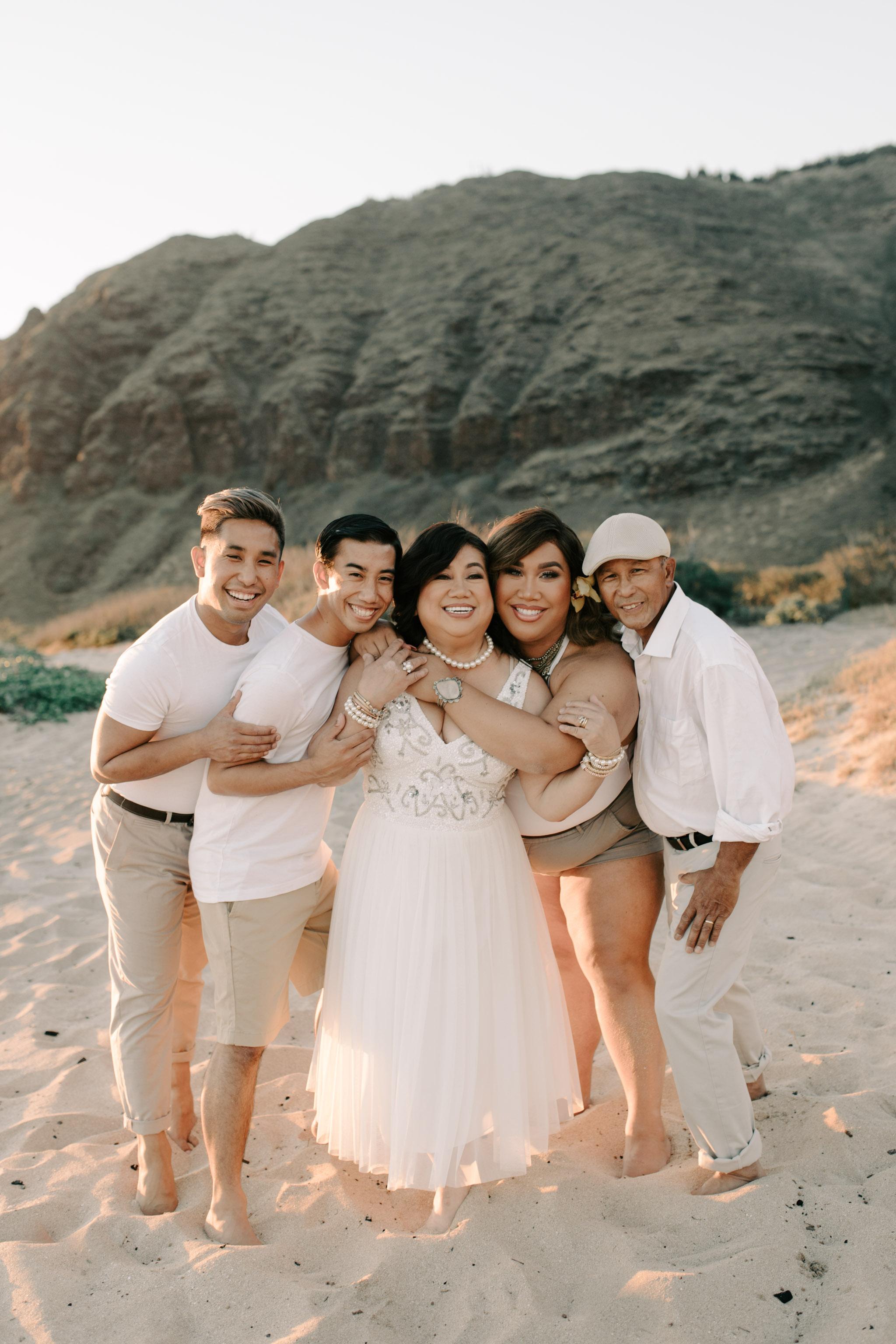 Patrick Starrr Hawaii Family Photos by Hawaii family photographer Desiree Leilani