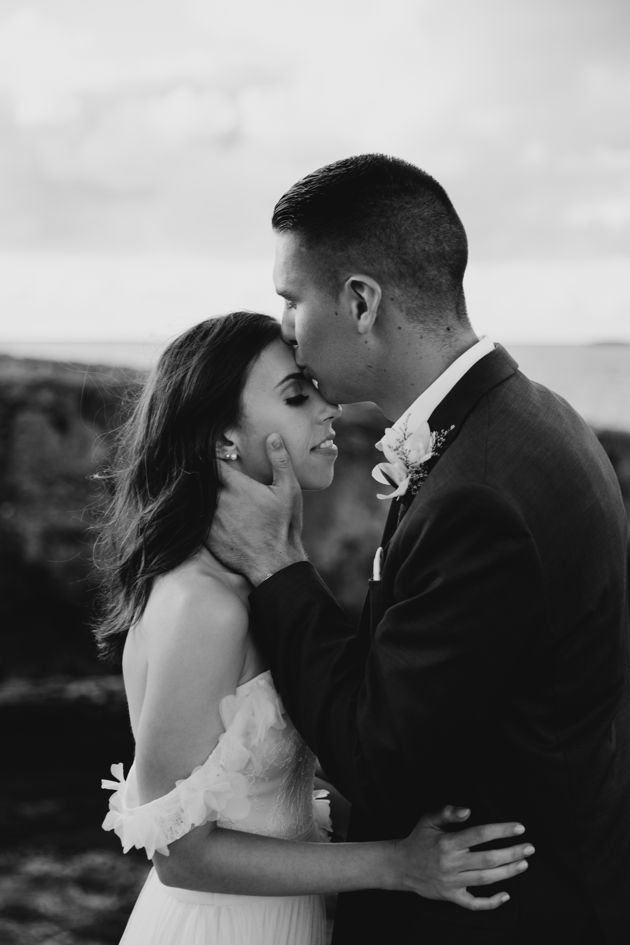 Laie Point Hawaii Wedding By Oahu Fine Art Wedding Photographer Desiree Leilani